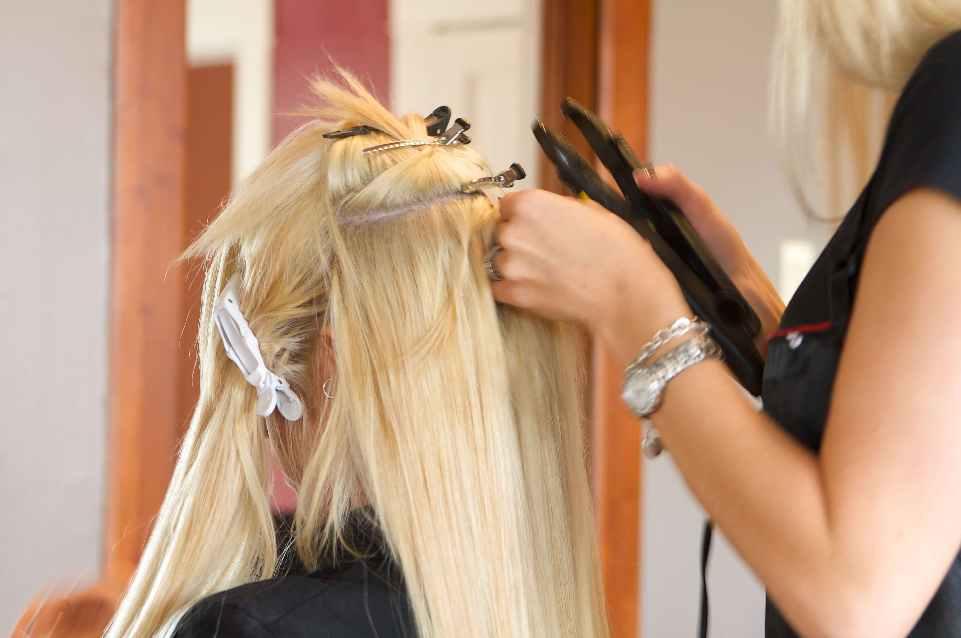 All About Hair Extensions Hair2o Salon